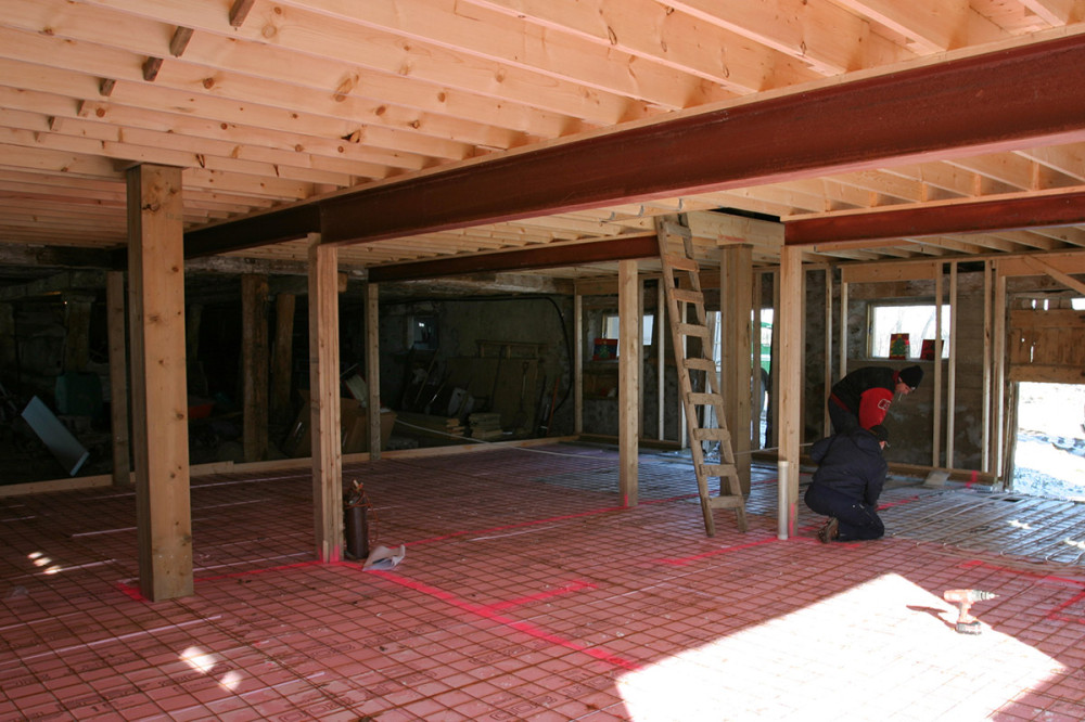 Barn To Art Studio Renovation Martin Design Groupmartin
