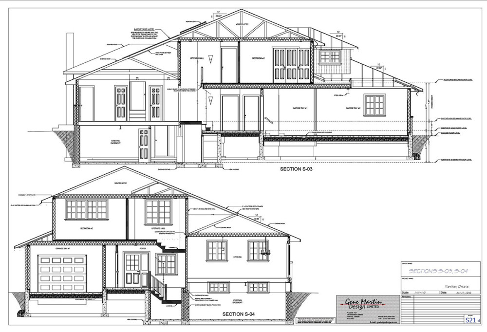 20 wonderful front to back split level house plans home for Backsplit house plans