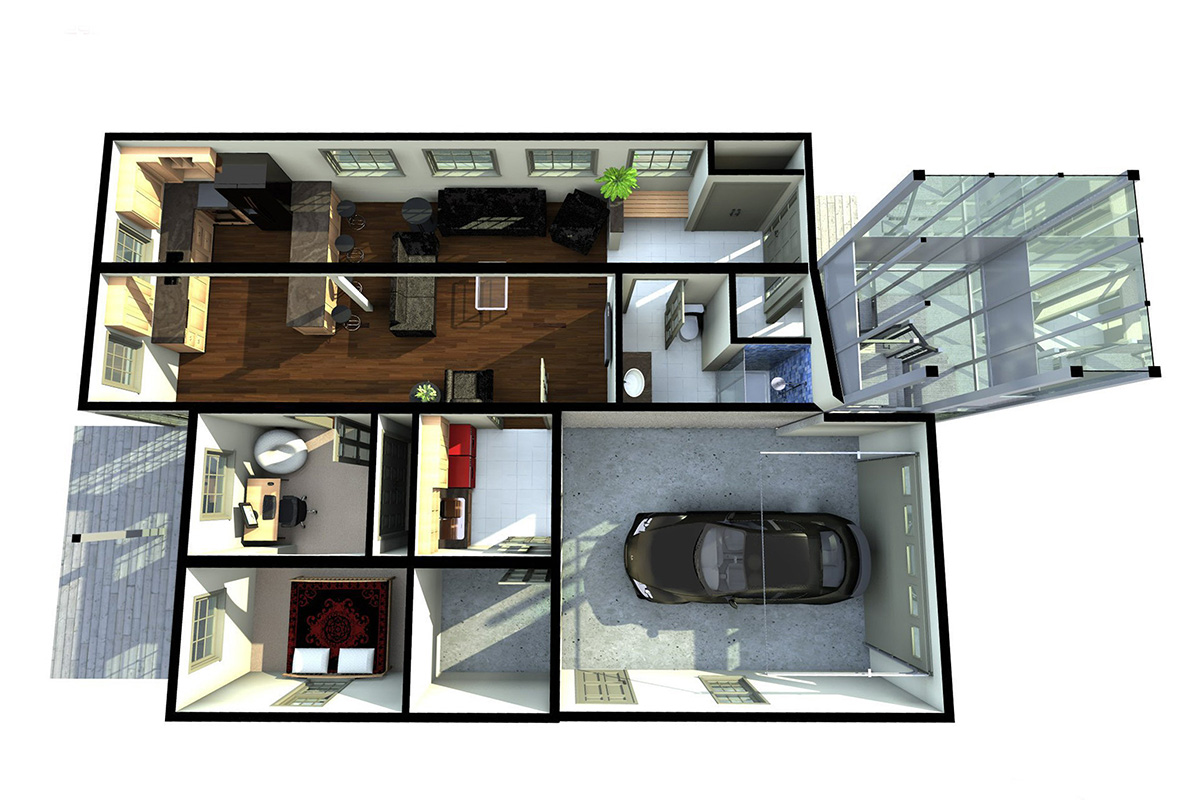 Container House 10a