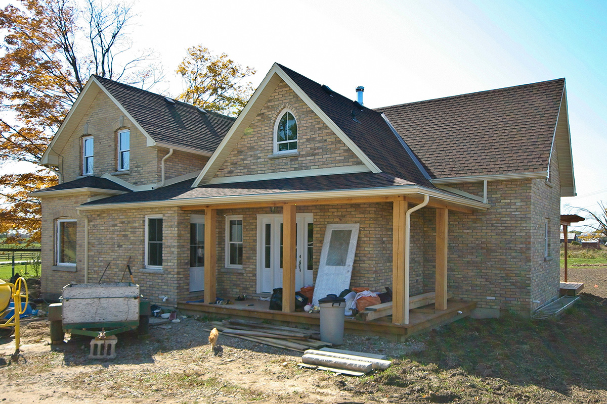 Additions and Renovations 107