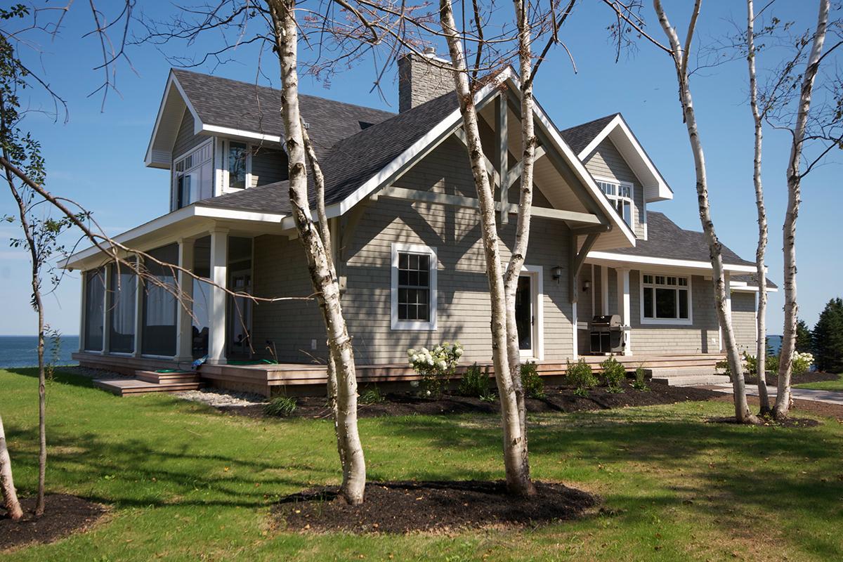New Building: Beach house